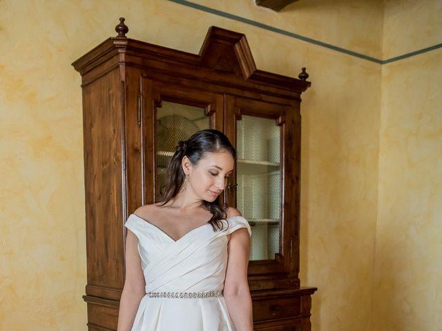 Il matrimonio di Tom e Irma a Montaione, Firenze 5