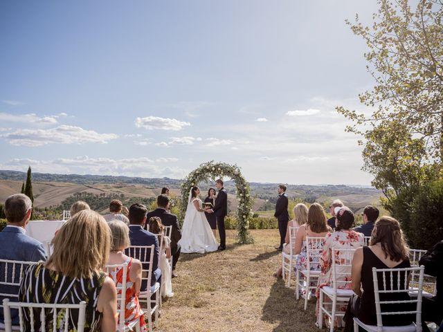 Il matrimonio di Tom e Irma a Montaione, Firenze 7