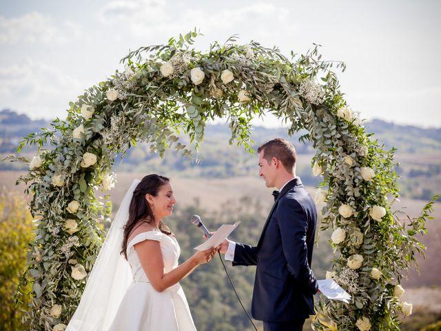 Il matrimonio di Tom e Irma a Montaione, Firenze 9