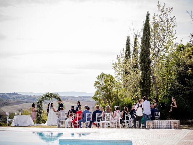 Il matrimonio di Tom e Irma a Montaione, Firenze 10