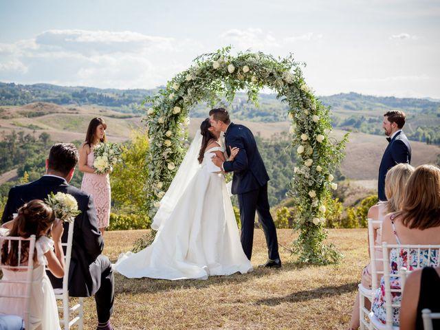 Il matrimonio di Tom e Irma a Montaione, Firenze 11
