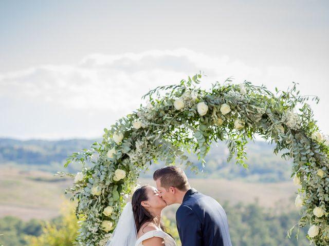 Il matrimonio di Tom e Irma a Montaione, Firenze 12