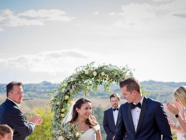 Il matrimonio di Tom e Irma a Montaione, Firenze 13