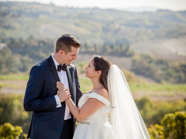 Il matrimonio di Tom e Irma a Montaione, Firenze 14