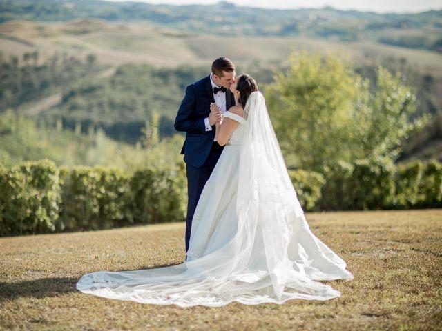 Il matrimonio di Tom e Irma a Montaione, Firenze 15