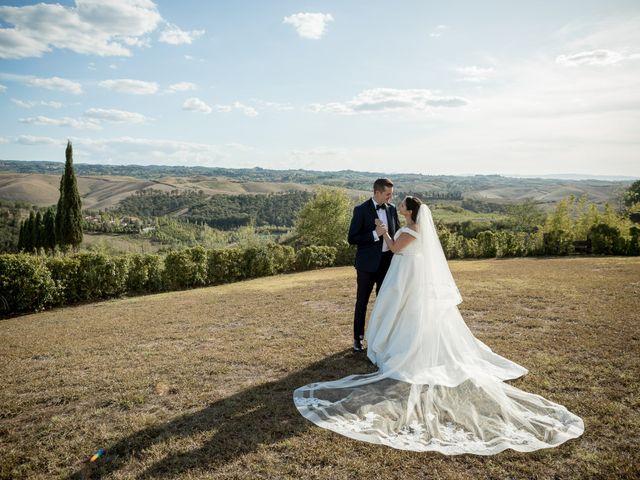 Il matrimonio di Tom e Irma a Montaione, Firenze 16