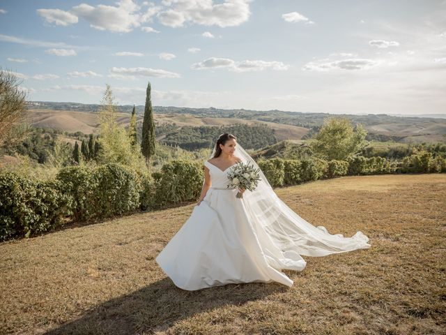 Il matrimonio di Tom e Irma a Montaione, Firenze 18