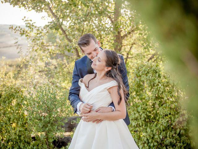 Il matrimonio di Tom e Irma a Montaione, Firenze 19