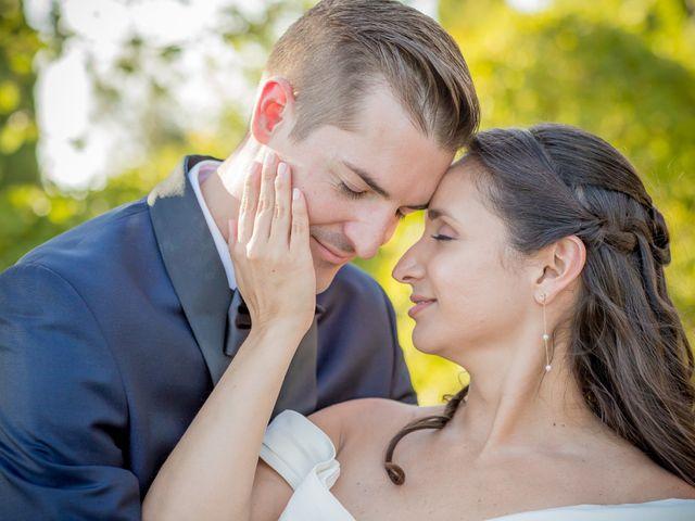 Le nozze di Irma e Tom