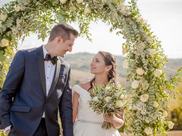 Il matrimonio di Tom e Irma a Montaione, Firenze 20