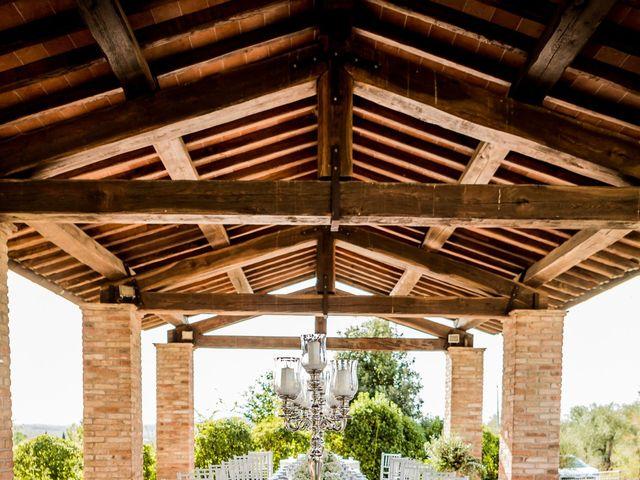 Il matrimonio di Tom e Irma a Montaione, Firenze 21