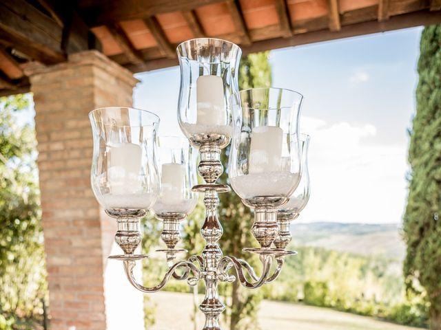Il matrimonio di Tom e Irma a Montaione, Firenze 24