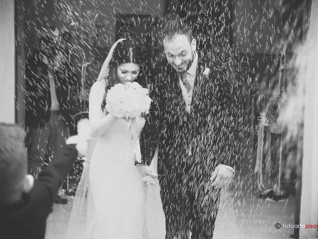 Le nozze di Edwige e Dario