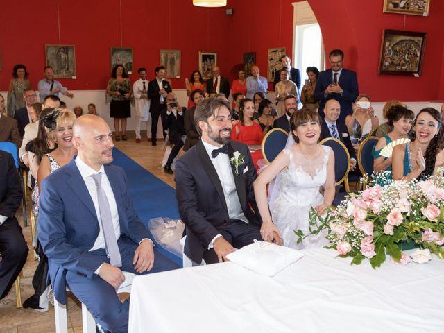 Il matrimonio di Gennaro e Katarzyna Wiktoria a Agropoli, Salerno 16