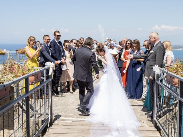 Il matrimonio di Gennaro e Katarzyna Wiktoria a Agropoli, Salerno 17