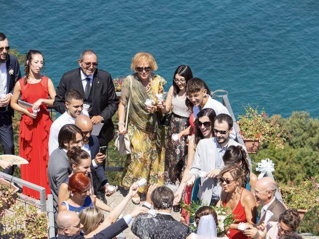 Il matrimonio di Gennaro e Katarzyna Wiktoria a Agropoli, Salerno 18