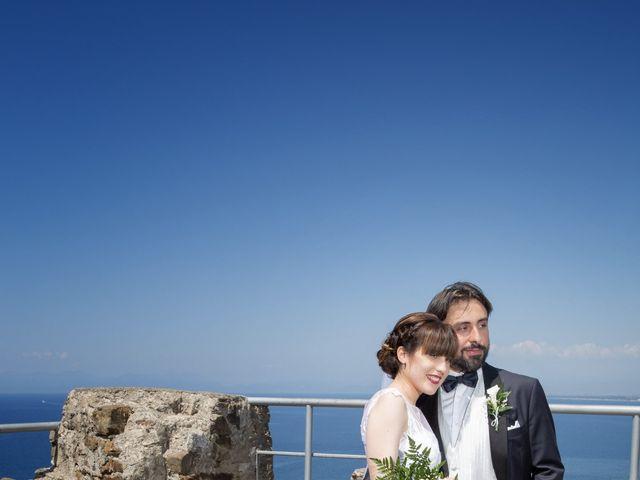 Il matrimonio di Gennaro e Katarzyna Wiktoria a Agropoli, Salerno 19