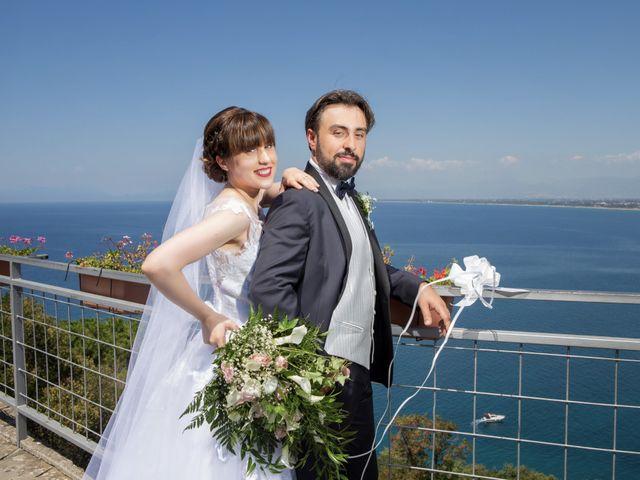 Il matrimonio di Gennaro e Katarzyna Wiktoria a Agropoli, Salerno 21