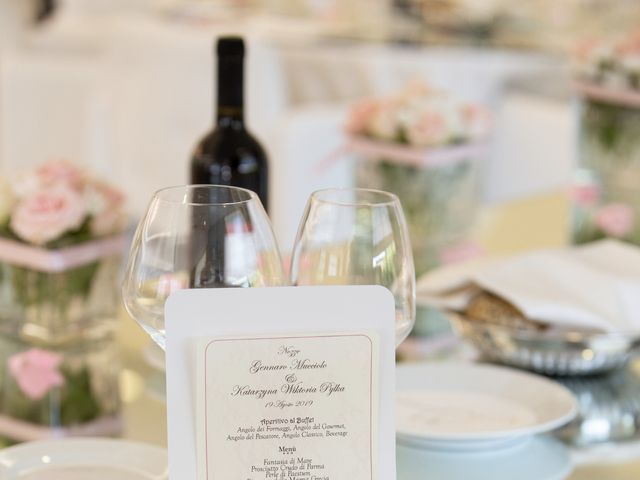 Il matrimonio di Gennaro e Katarzyna Wiktoria a Agropoli, Salerno 25