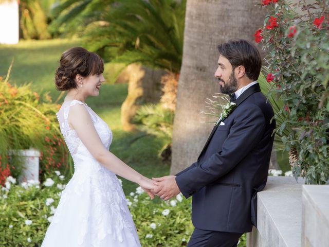 Il matrimonio di Gennaro e Katarzyna Wiktoria a Agropoli, Salerno 34