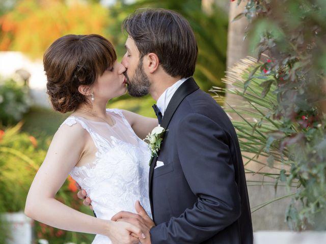 Il matrimonio di Gennaro e Katarzyna Wiktoria a Agropoli, Salerno 36