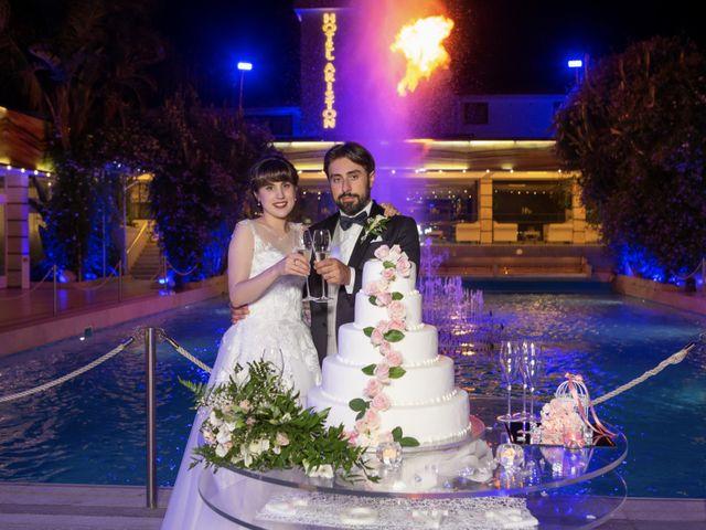 Il matrimonio di Gennaro e Katarzyna Wiktoria a Agropoli, Salerno 44
