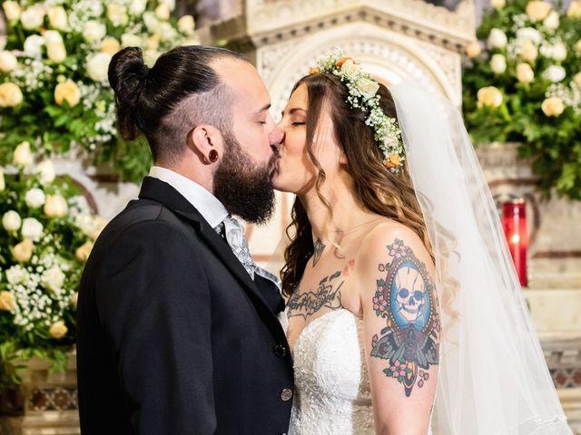 Il matrimonio di Sebastiano e Mila a Palermo, Palermo 3