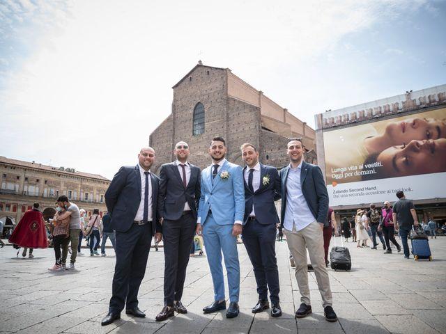 Il matrimonio di Riccardo e Federica a Bologna, Bologna 3