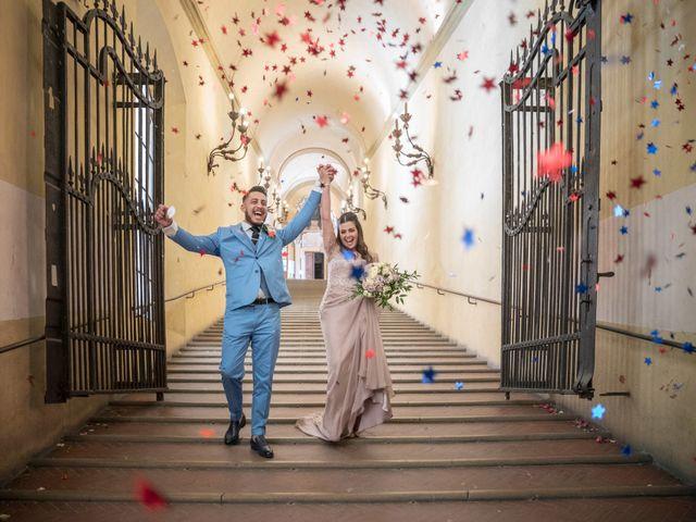 Il matrimonio di Riccardo e Federica a Bologna, Bologna 11