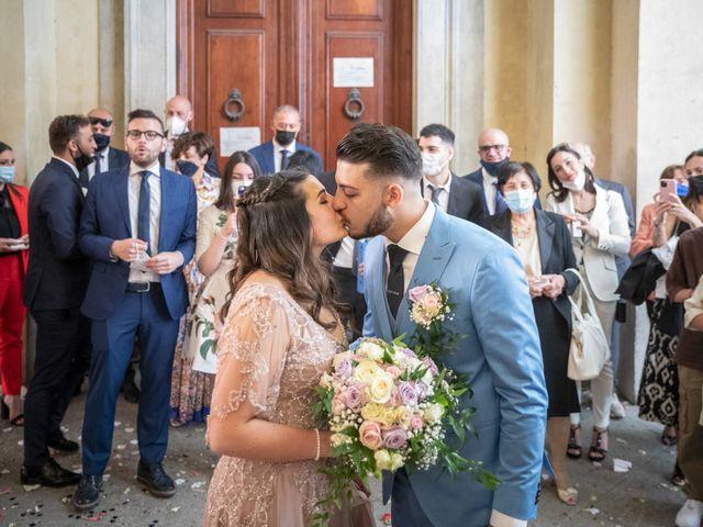 Il matrimonio di Riccardo e Federica a Bologna, Bologna 12