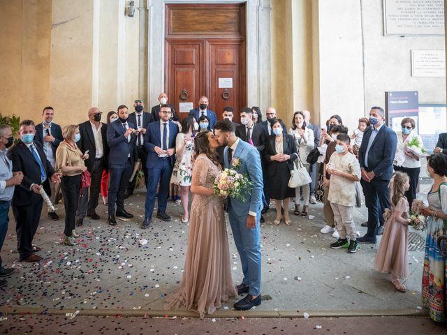 Il matrimonio di Riccardo e Federica a Bologna, Bologna 13
