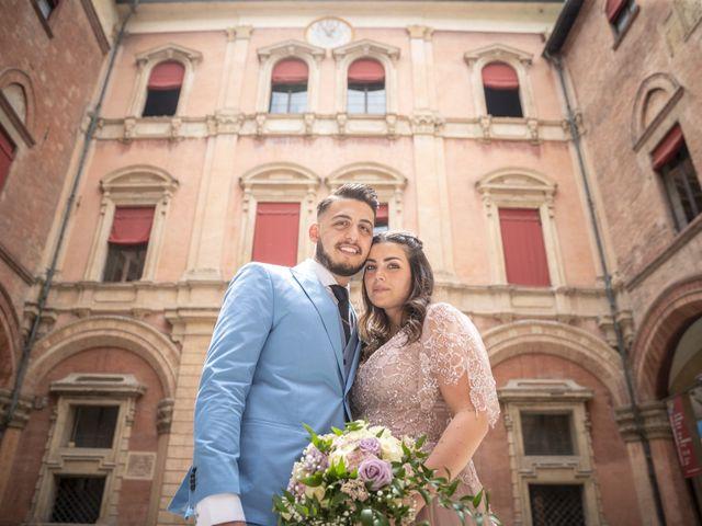 Il matrimonio di Riccardo e Federica a Bologna, Bologna 15