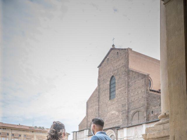 Il matrimonio di Riccardo e Federica a Bologna, Bologna 17