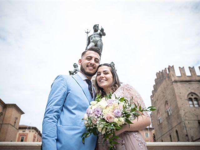Il matrimonio di Riccardo e Federica a Bologna, Bologna 19