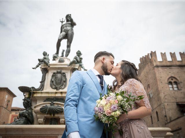 Il matrimonio di Riccardo e Federica a Bologna, Bologna 20