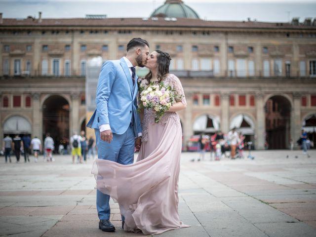 Il matrimonio di Riccardo e Federica a Bologna, Bologna 21