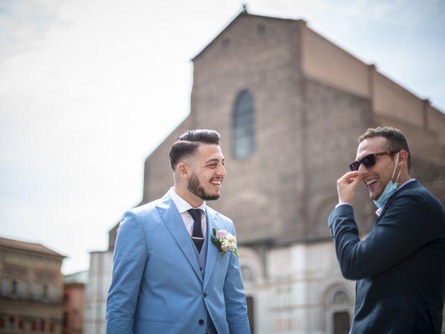 Il matrimonio di Riccardo e Federica a Bologna, Bologna 52