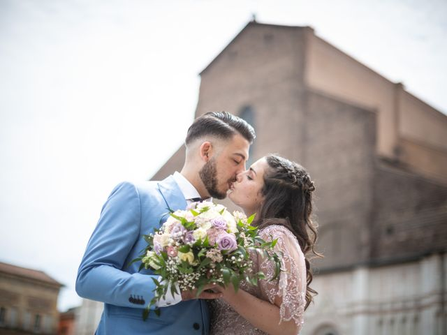 Il matrimonio di Riccardo e Federica a Bologna, Bologna 54