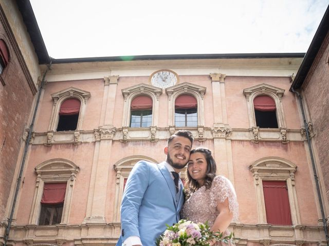 Il matrimonio di Riccardo e Federica a Bologna, Bologna 63