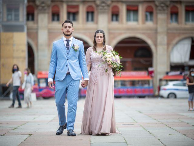 Il matrimonio di Riccardo e Federica a Bologna, Bologna 71