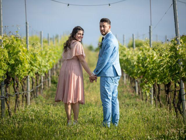 Il matrimonio di Riccardo e Federica a Bologna, Bologna 75