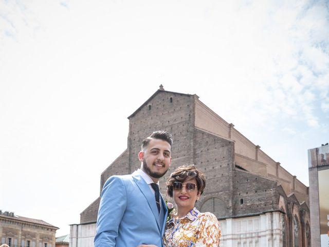 Il matrimonio di Riccardo e Federica a Bologna, Bologna 78