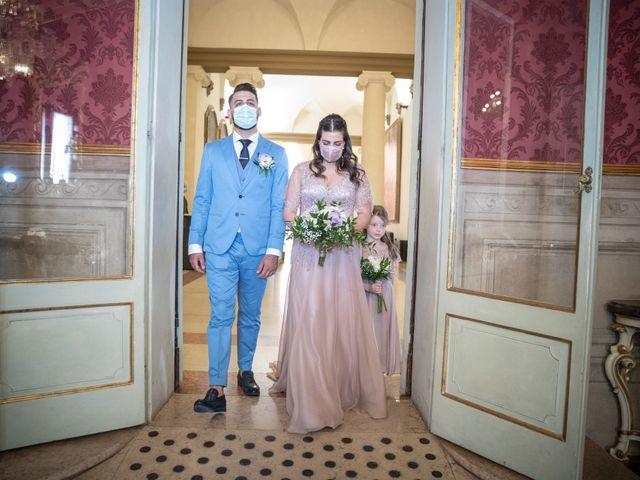 Il matrimonio di Riccardo e Federica a Bologna, Bologna 79