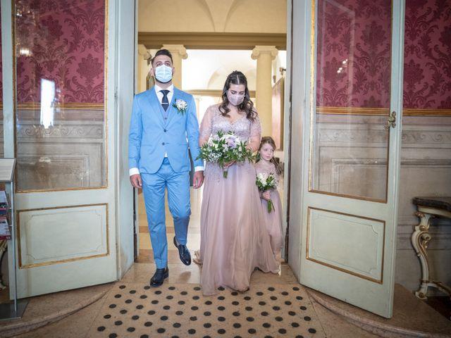 Il matrimonio di Riccardo e Federica a Bologna, Bologna 80