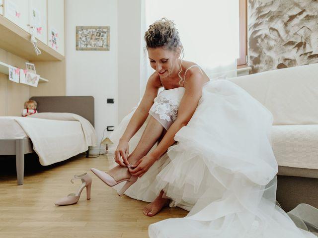 Il matrimonio di Simone e Elisa a San Martino Buon Albergo, Verona 4