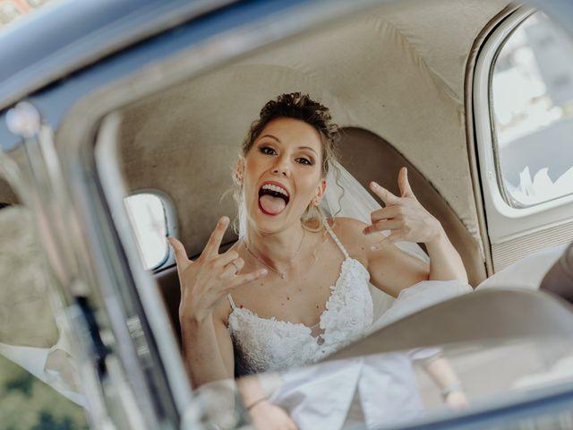 Il matrimonio di Simone e Elisa a San Martino Buon Albergo, Verona 7