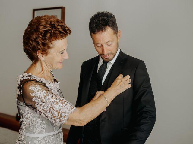 Il matrimonio di Simone e Elisa a San Martino Buon Albergo, Verona 10