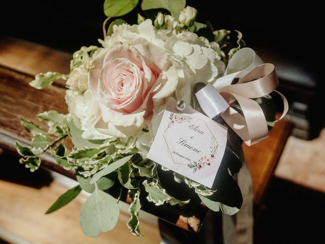 Il matrimonio di Simone e Elisa a San Martino Buon Albergo, Verona 13