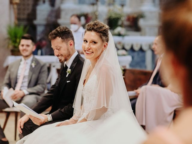 Il matrimonio di Simone e Elisa a San Martino Buon Albergo, Verona 15