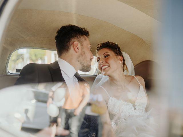 Il matrimonio di Simone e Elisa a San Martino Buon Albergo, Verona 17
